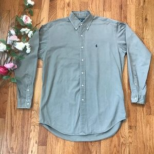 Ralph Lauren Blake Fit 100% Cotton Button Down
